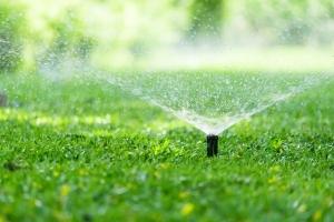in ground sprinklers